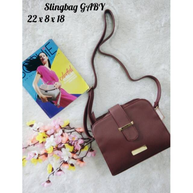 Tas selempang slingbag kecil wanita terbaru dipta sophie martin paris promo   aa1c873b95