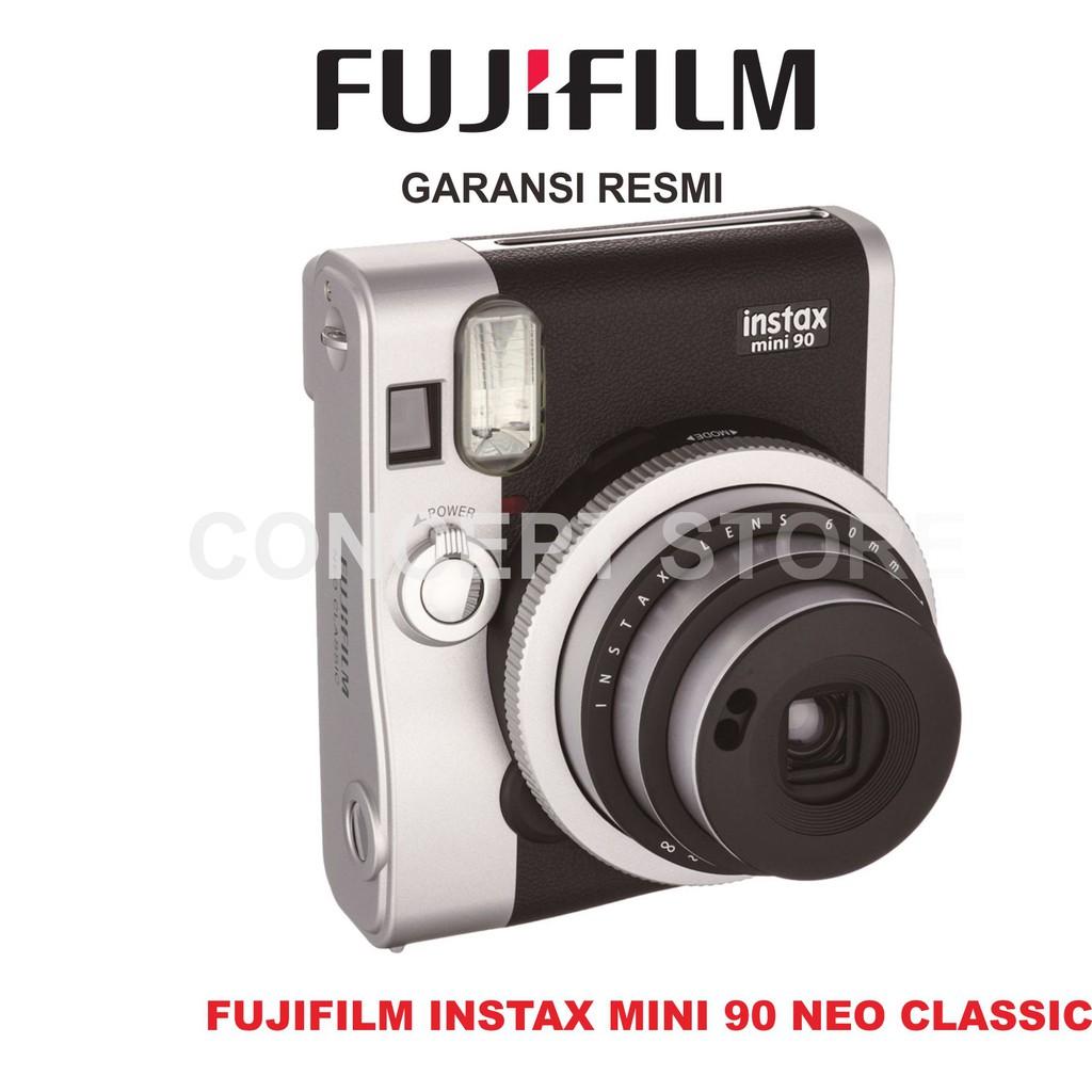 Fujifilm Instax Mini 90 Neo Shopee Indonesia Refill Wide Film Twinpack Plain 20 Lembar