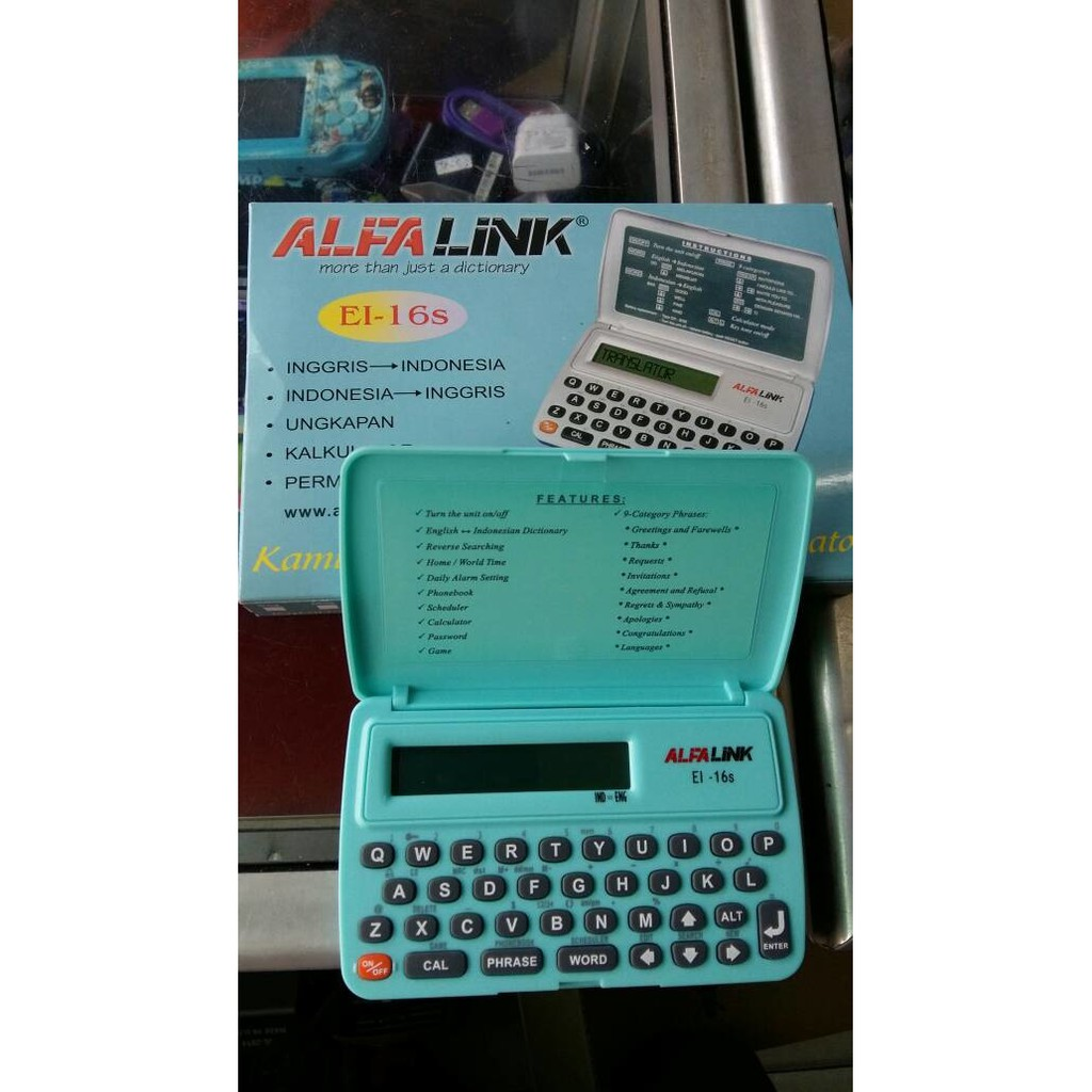 Diskon Kamus Elektronik Bahasa Inggris Kalkulator Digital Alfalink Deli 240f Scientific Calculator 10 2 Digits E1710 Sains Ei 312 Shopee Indonesia