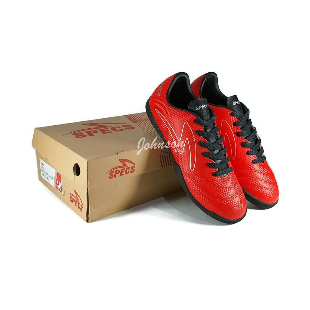Johnson Shoes Sepatu Futsal Anak Ardiles Carlsberg Merah Putih 770 Men Soccer Kuning 42 Shopee Indonesia