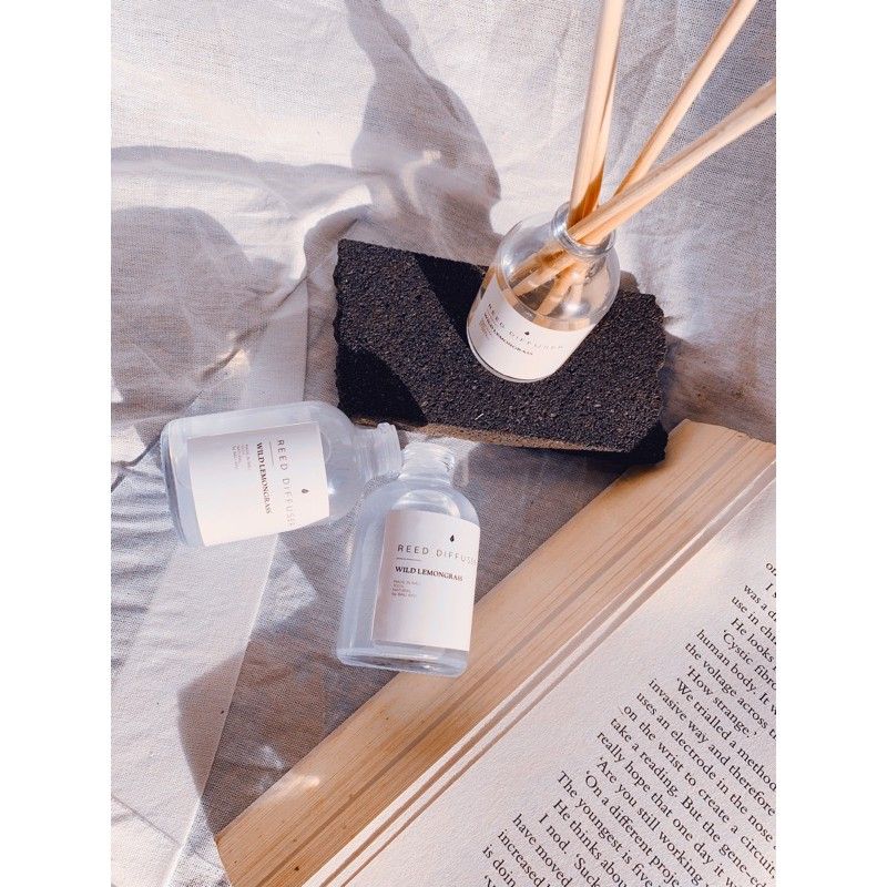 REED DIFFUSER AROMATHERAPY | AROMATHERAPY DIFFUSER