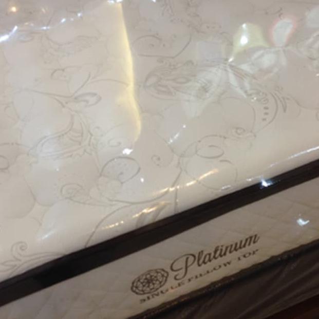 ⚩§ Central New Gold Platinum - SpringBed - Ukuran 160 x 200 cm §