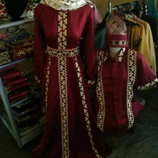 Baju Couple Tapis Lampung Shopee Indonesia