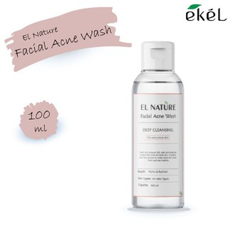 EL Nature Facial Soap Acne Wash 100ml thumbnail