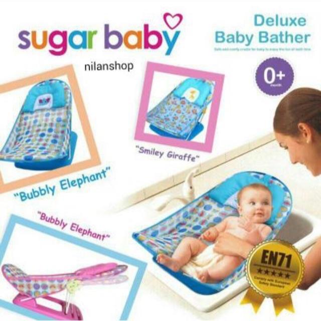 Baby Bather Deluxe | Shopee Indonesia -. Source · harga Baby bather sugar baby /