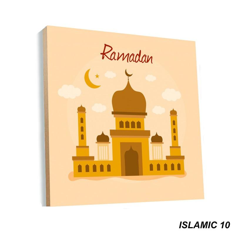 Hiasan Dinding Gantung Shabby Chic Islami Dekorasi Kamar Ruang Tamu Tema Ramadhan Quotes Shopee Indonesia