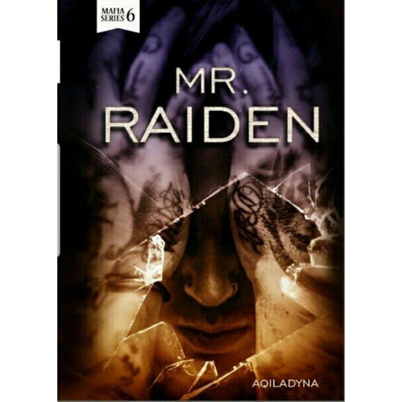 Mr. Raiden by Aqiladyna | Shopee Indonesia