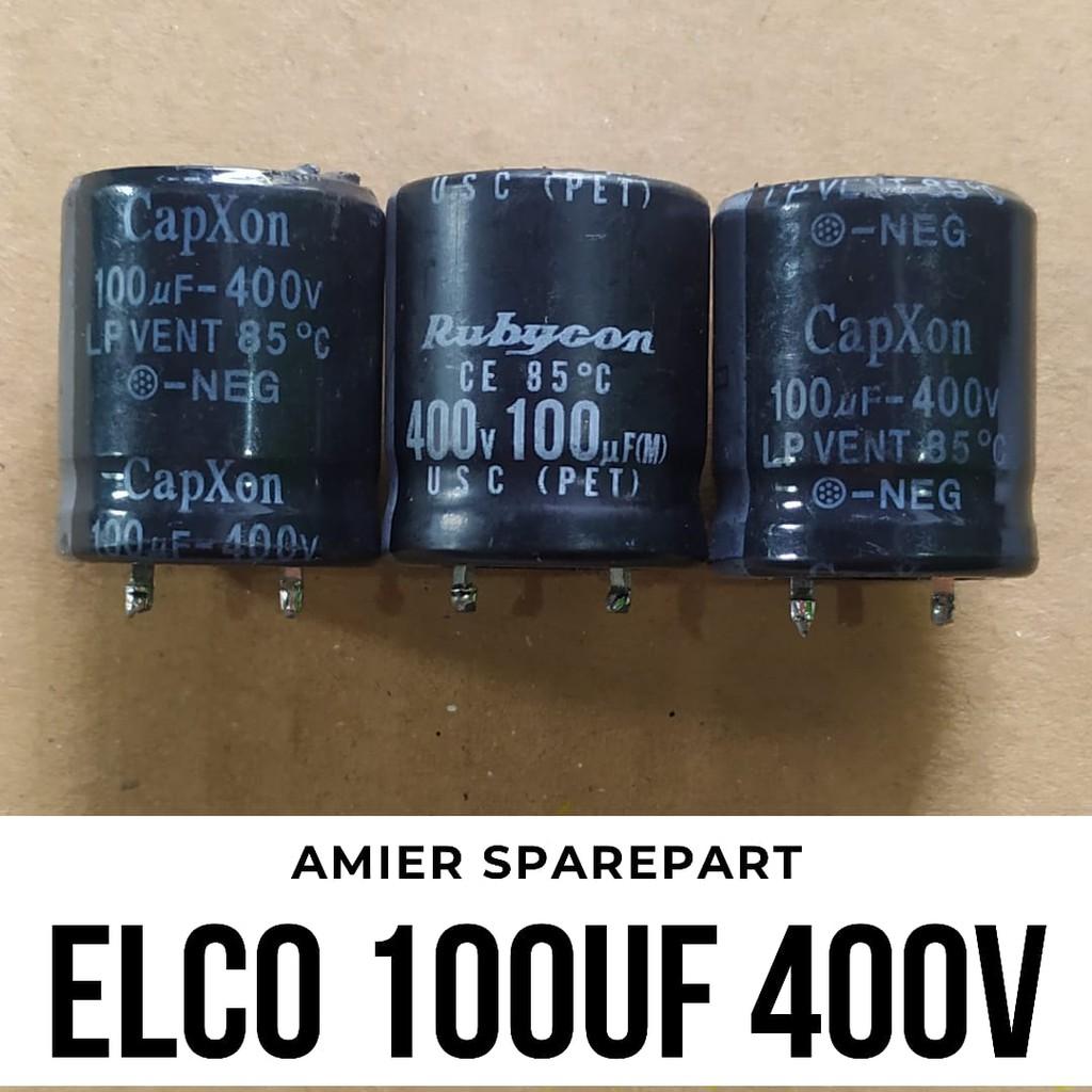 ELCO 100UF 400V