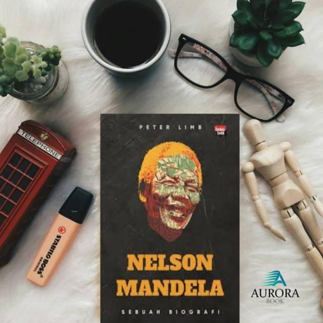Buku Nelson Mandela Peter Limb Original Shopee Indonesia