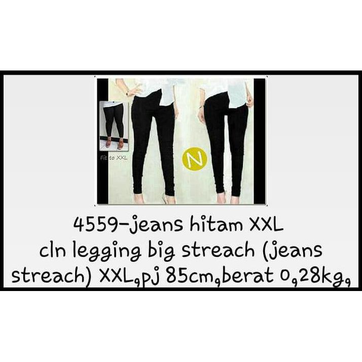 CUCI GUDANG MR GUMMY JUMBO JOGER BHN JEANS WASH FIT TO XXL 85RB PROMO | Shopee