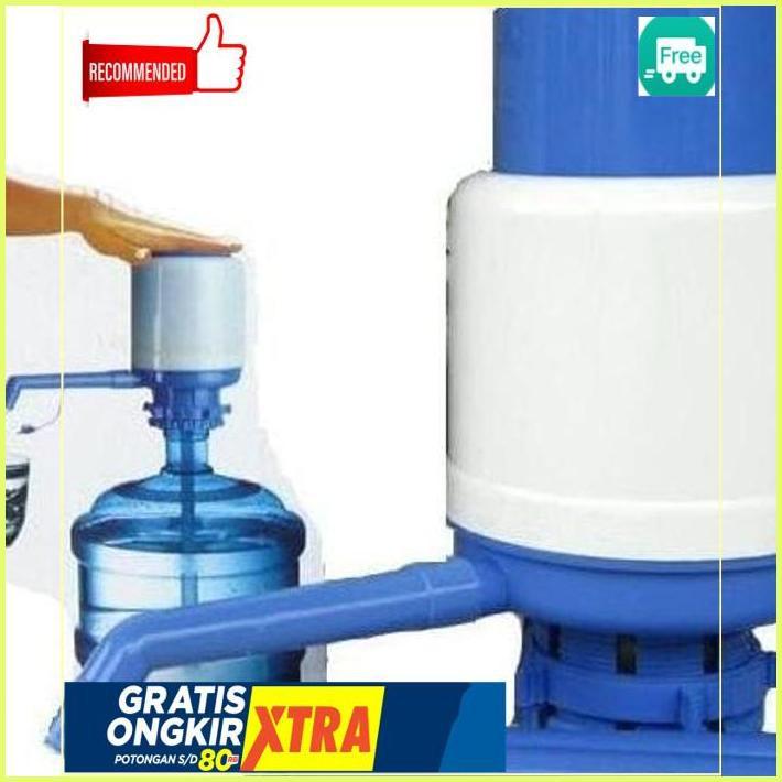 Pompa Galon Air Manual Pompa Air Aqua Galon Manual Pencet Murah Shopee Indonesia