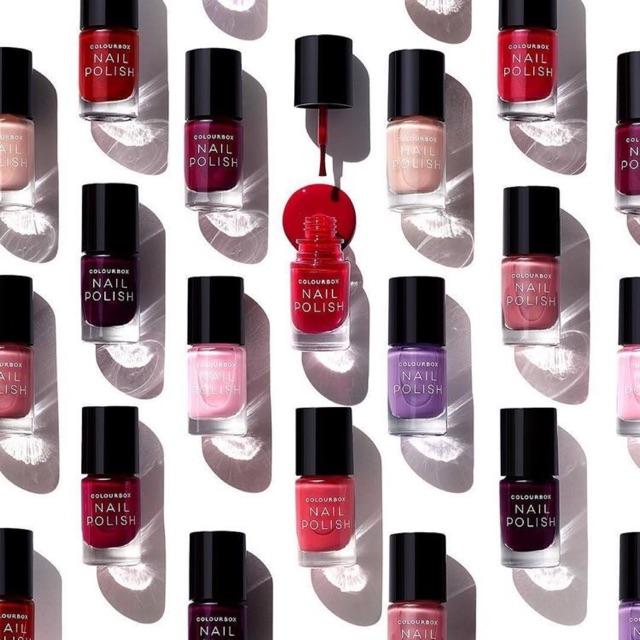 Colourbox Nail Polish Oriflame Shopee Indonesia