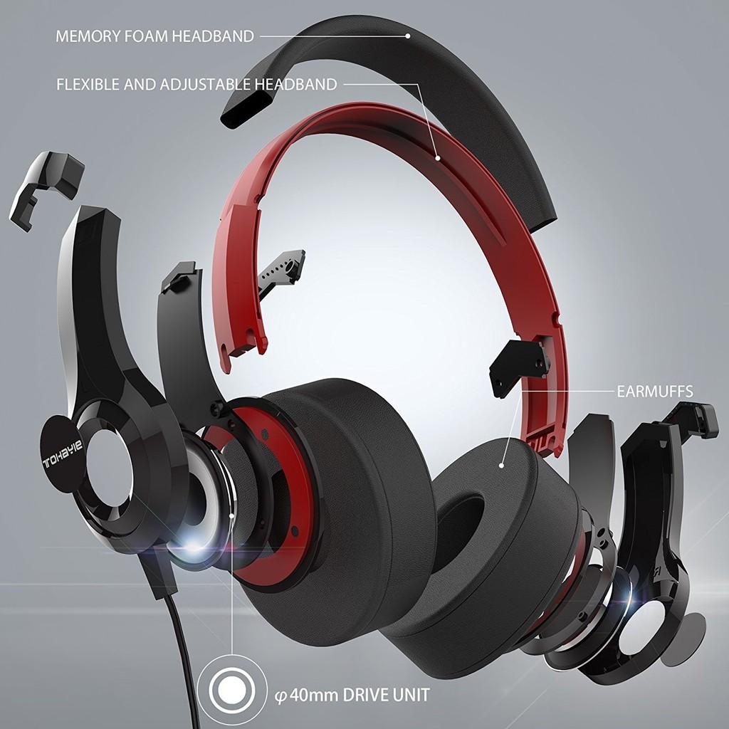 Tohayie T18 Headset Kualitas Tinggi Shopee Indonesia Gaming Nyk Hs N05 05