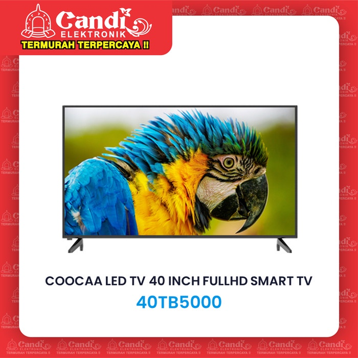 COOCAA ANDROID TV 42 INCH 42CTC6200