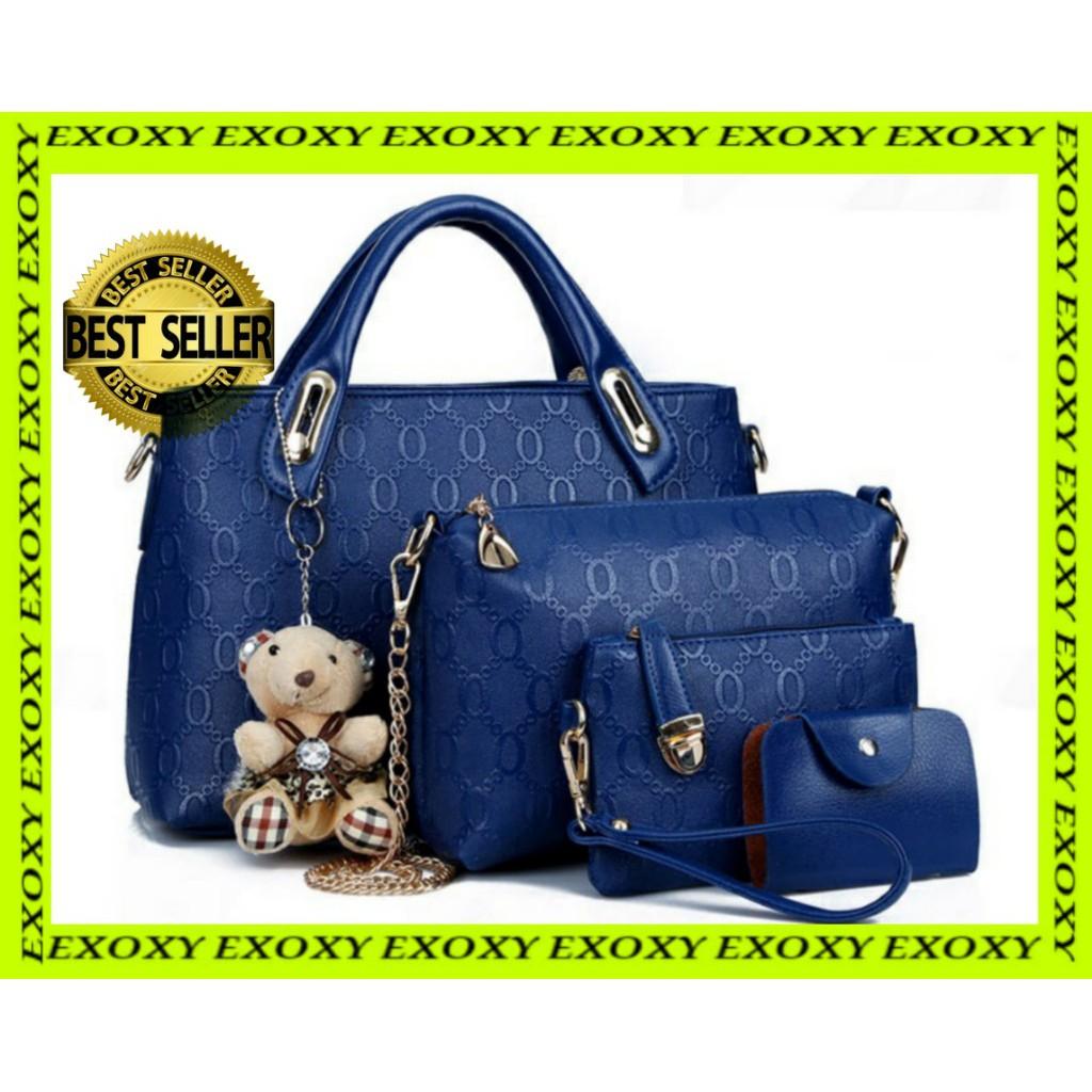 Belanja Online Shoulder Bag - Tas Wanita  1ffcfae692