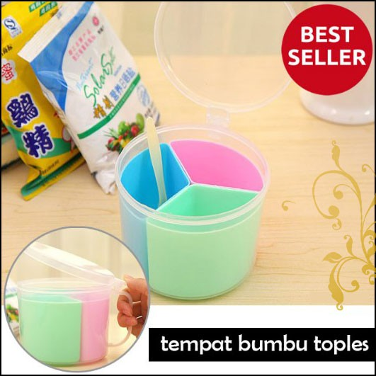 Tempat Merica / Lada / Garam / Gula / Bumbu - Botol KACA | Shopee Indonesia