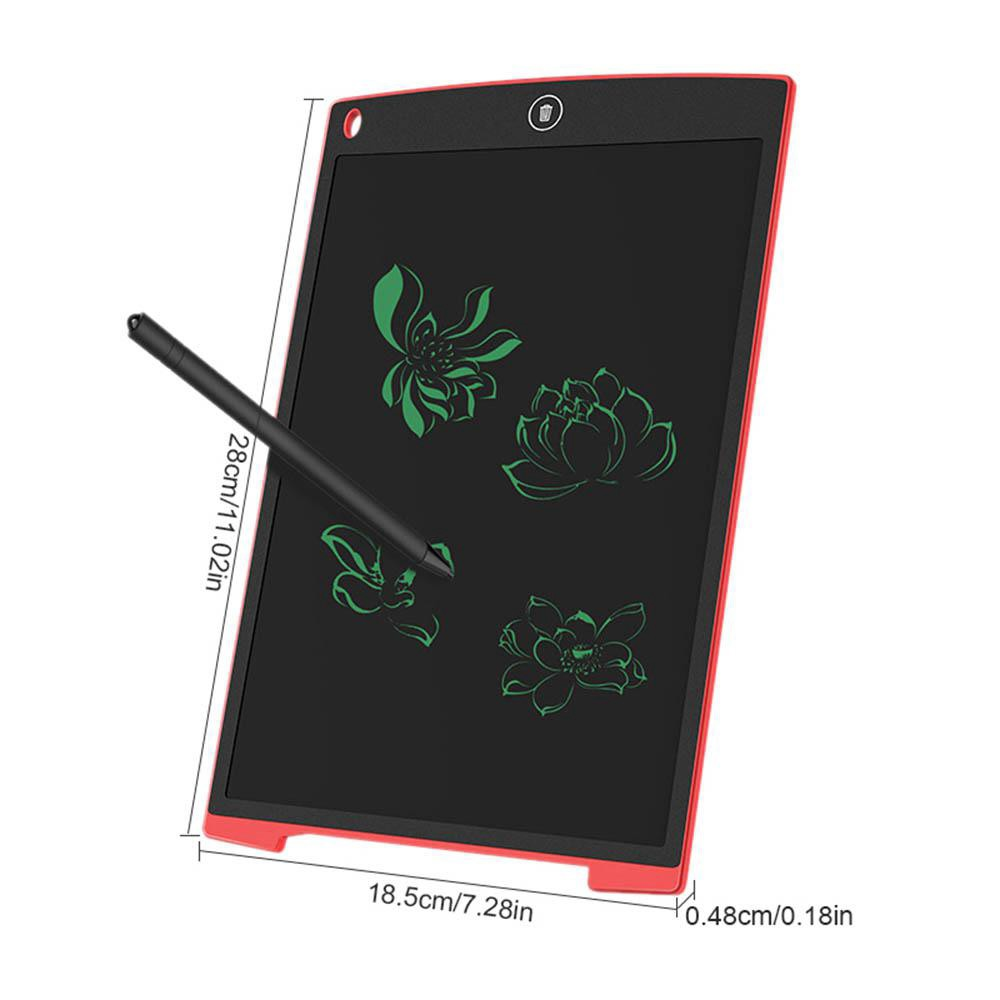Papan Gambar LCD 12 Inch Untuk Anak