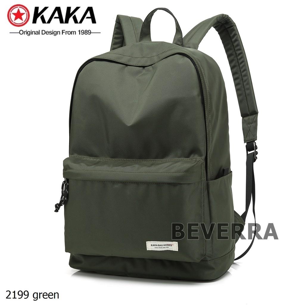 14016f69a3 Tas Anti Maling Original 100% merk Kaka 806 Smart backpack waterproof ransel  kantor tas sekolah