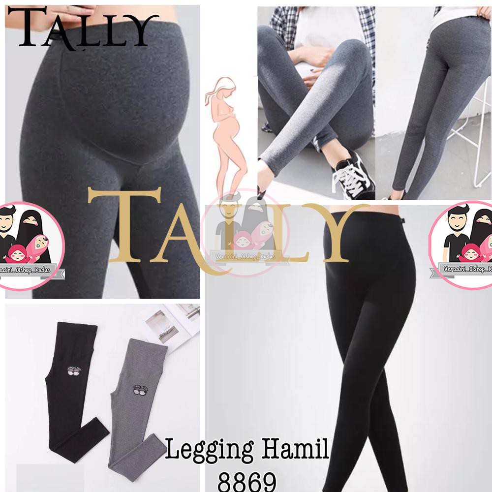 Celana Legging Ibu Hamil Merek Tally Untuk Ibu Hamil Shopee Indonesia
