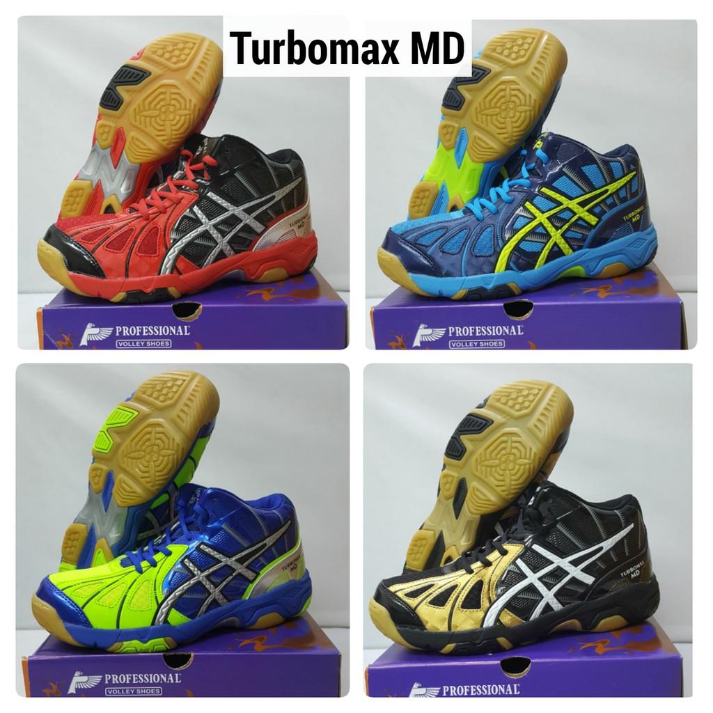 Sepatu Voli Volley Professional Ballistic MD X  7fe58f78de