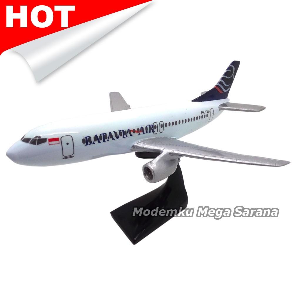 Miniatur Pesawat Terbang Citilink 20x17x12cm Fiber Glass Diecast Shopee Indonesia
