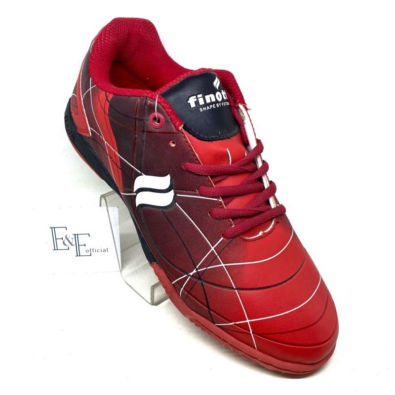 Sepatu Futsal Pria FINOTTI AFF 05 - Merah