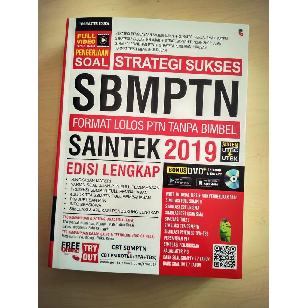 3 Rekomendasi Buku Sbmptn 2021 Saintek Soshum Dan Campuran Mamikos Info