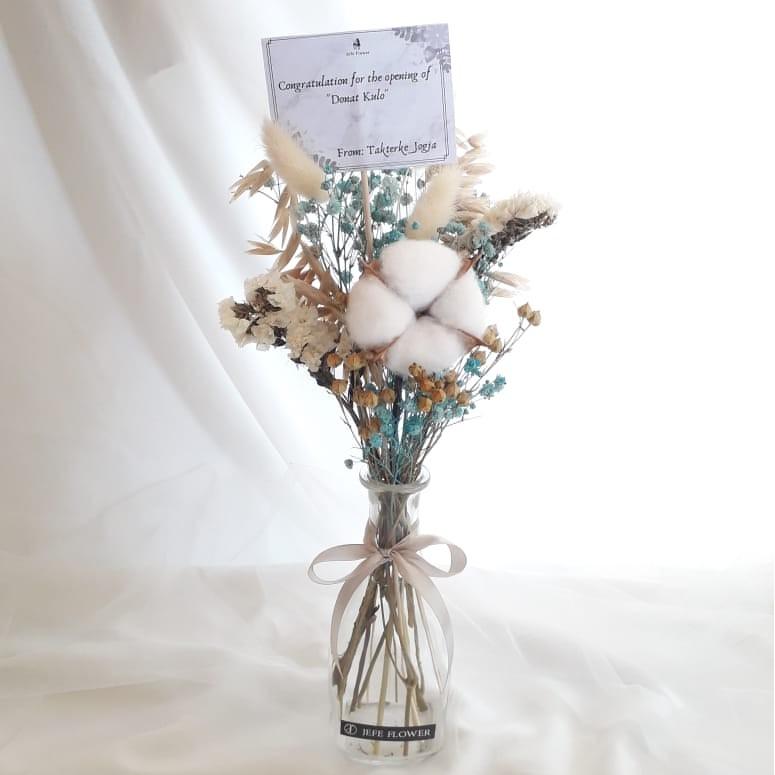 Champagne Vase Small Flower Vase Decorasi Shopee Indonesia