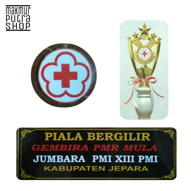 Stiker Piala Atribut Piala Stiker Plat Dan Logo Shopee Indonesia