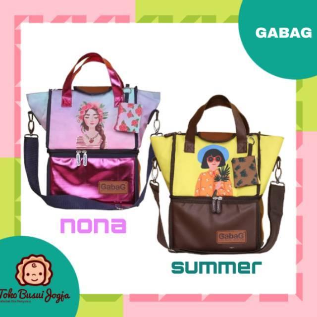 Gabag Nona / Summer Cooler Bag / Tas Asi