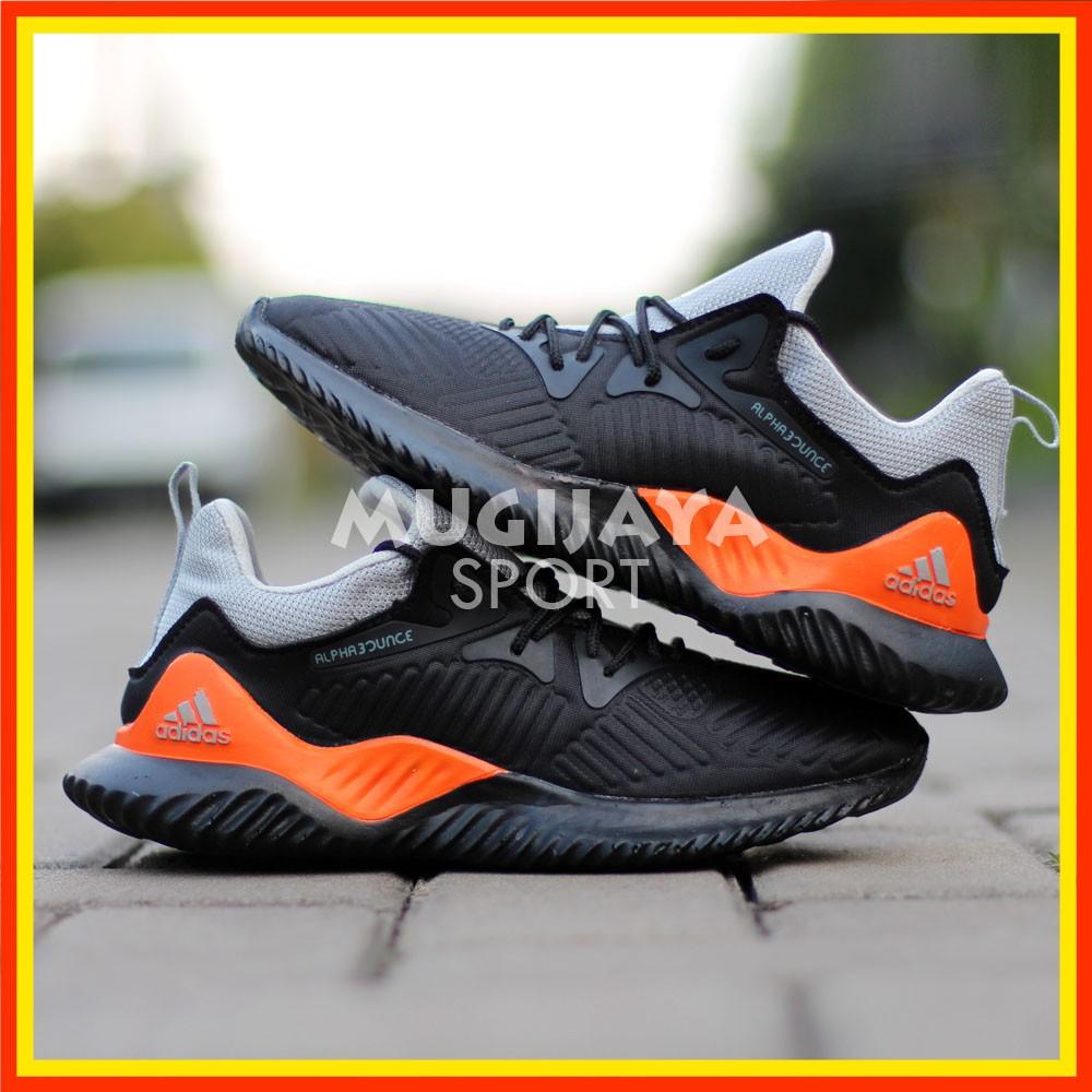 8de593ca29bfc Sepatu adidas alpha bounce import Quality