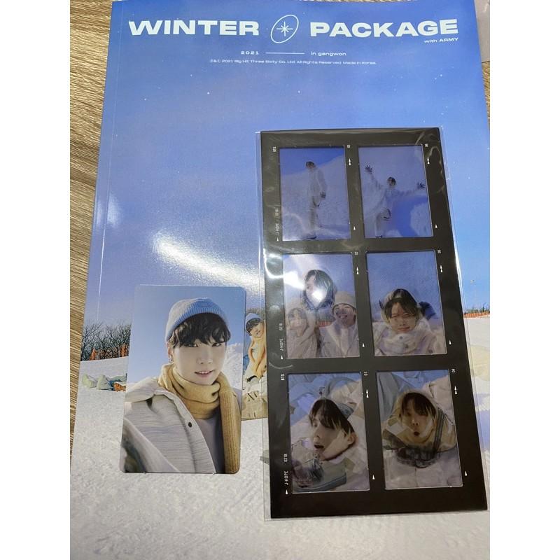 (WTT) PC BTS WINTER PACKAGE 2021 Suga / Yoongi to JK, V, JIN, or JIMIN