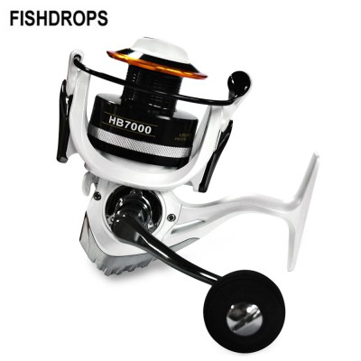FISHDROPS 12+1BB Lightweight Fishing Tackle Spinning Reel | Shopee Indonesia