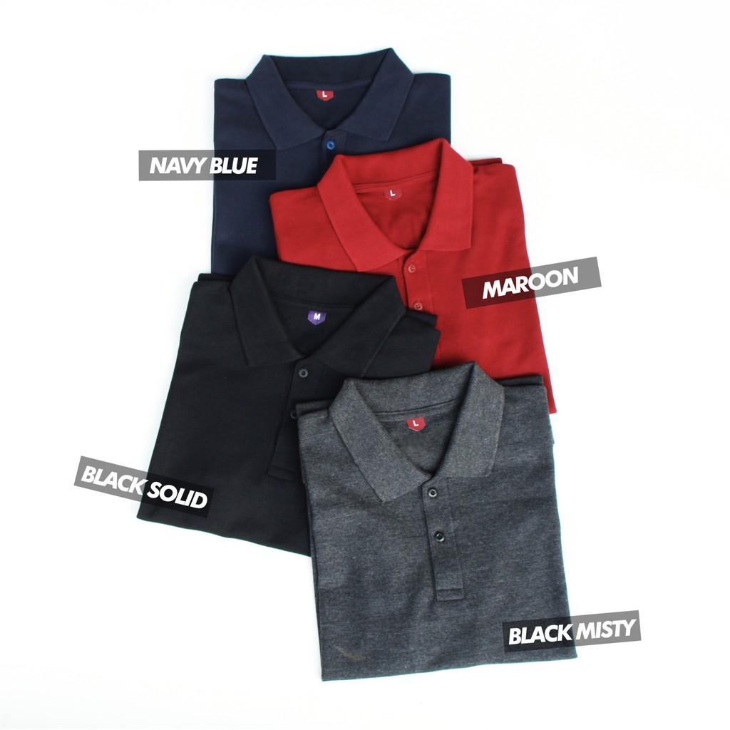 Polo Male Merdeka Red Black Shopee Indonesia Damn I Love Topi Sign Yellow Blue Biru