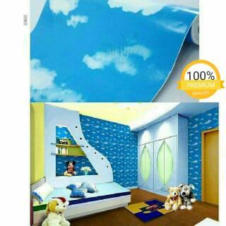 83 Gambar Awan Di Dinding