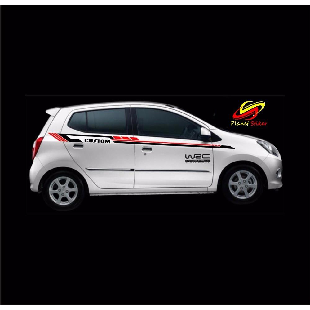 Stiker mobil cutting sticker grand livina sepasang murah kualitas istimewa shopee indonesia