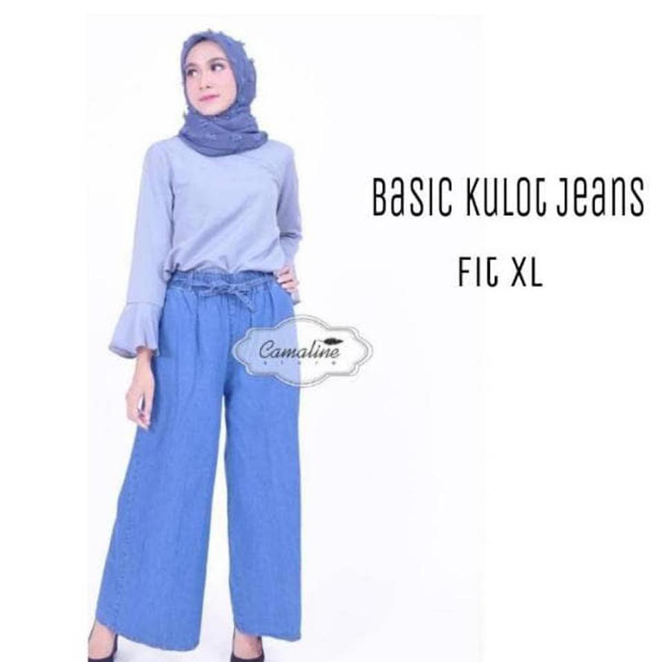 Terlaris Banting Harga Lagi Flash Sale Best Seller Celana Kulot Panjang Crep Millano Milano Shopee Indonesia