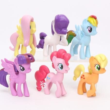 Jangan Ketinggalan Order My Little Pony Friendship Figure Set 6