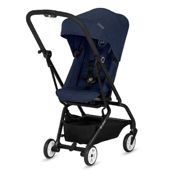 Cybex Stroller Eezy S Twist Denim Blue 519002559 | Shopee ...