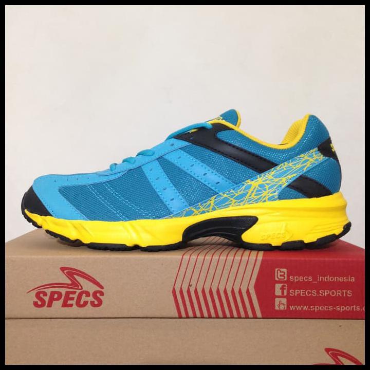 Aneka Sepatu Specs Lari Running Manaslu - Black - Hitam Murah ... 5fd552a746