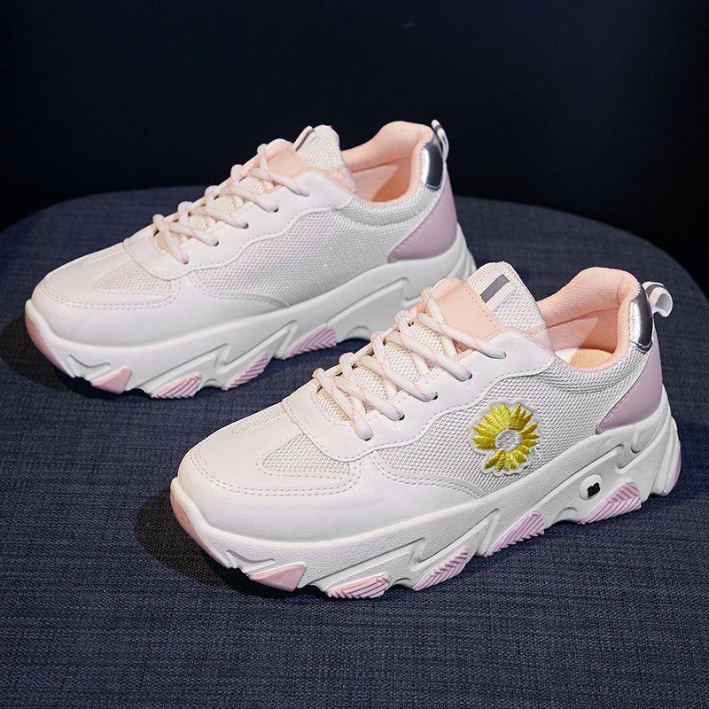 Sepatu Wanita Import Sneakers Sepatu Olahraga Sepatu Korea Yang