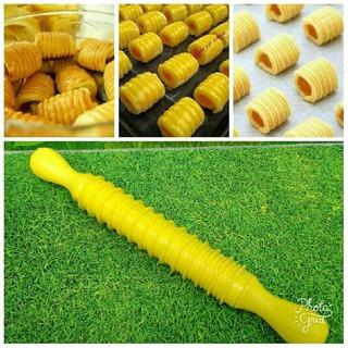 Rolling Pin Cetakan Kue Nastar Gulung Kue Lebaran Cantik Praktis Ready Stock Termurah Terlengkap