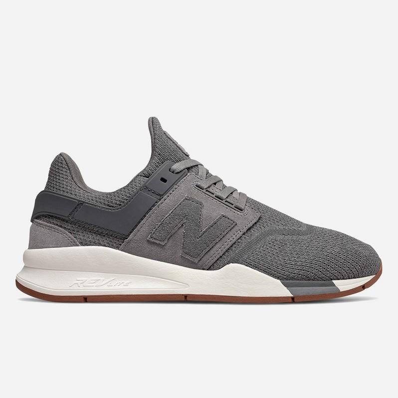 Sepatu New Balance S247 V2 Core Plus Pack MS247KJ Grey Men Sneaker Casual Lifestyle Original 100%