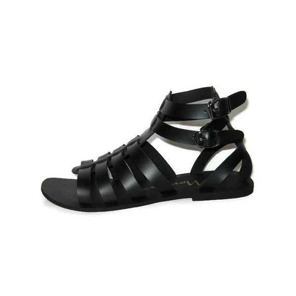 OBEY- Sandal Original Morello Spartan Black Casual santai Fashion Gladiator Fashionable Pria Wanita | Shopee Indonesia