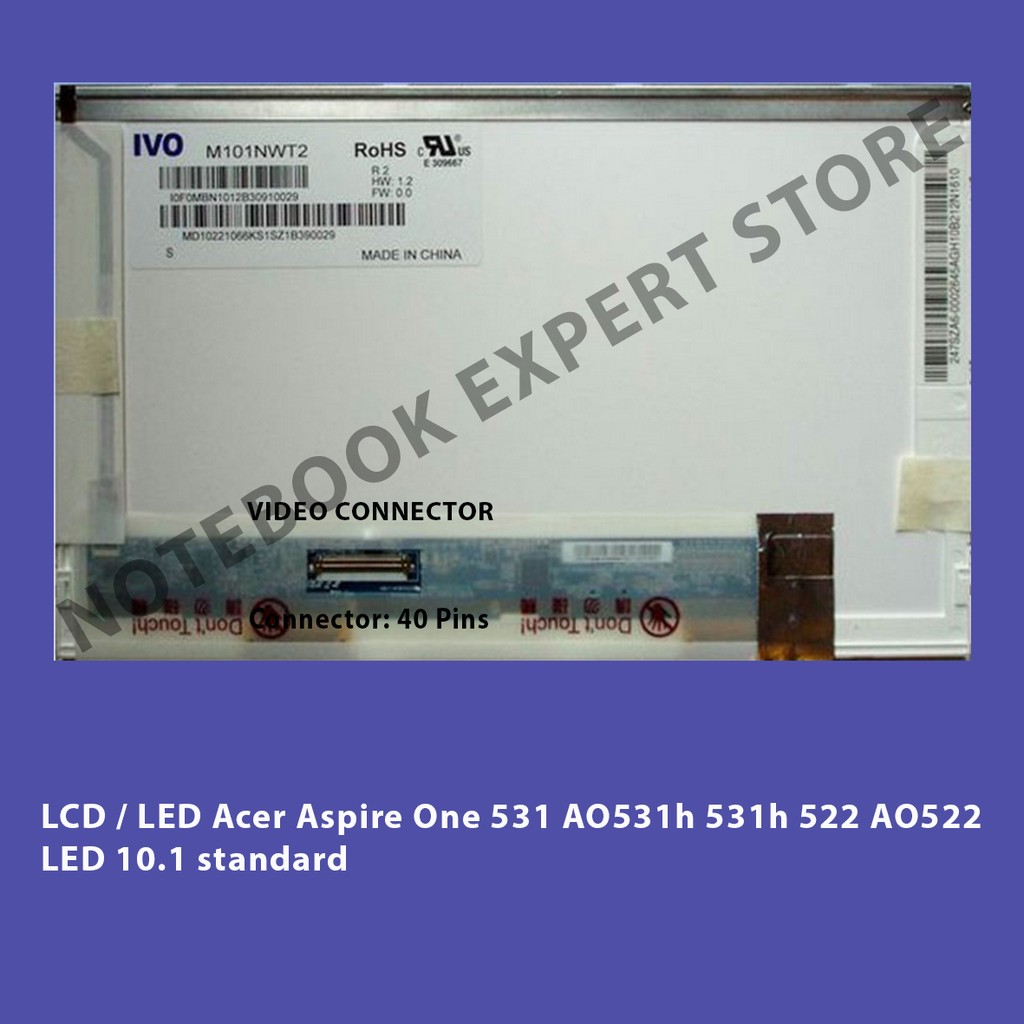 Dc In Jack Acer Aspire 522 Shopee Indonesia Engsel One 722 Ao722