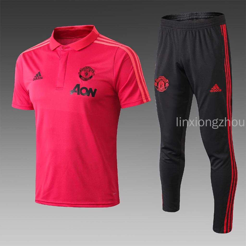 Jersey Manchester United Home 19 20 Versi Pemain Jersey Bola
