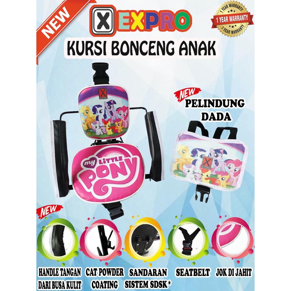Promo Kursi Bonceng Boncengan Anak Motor Nmax N Max Shopee Indonesia Matic