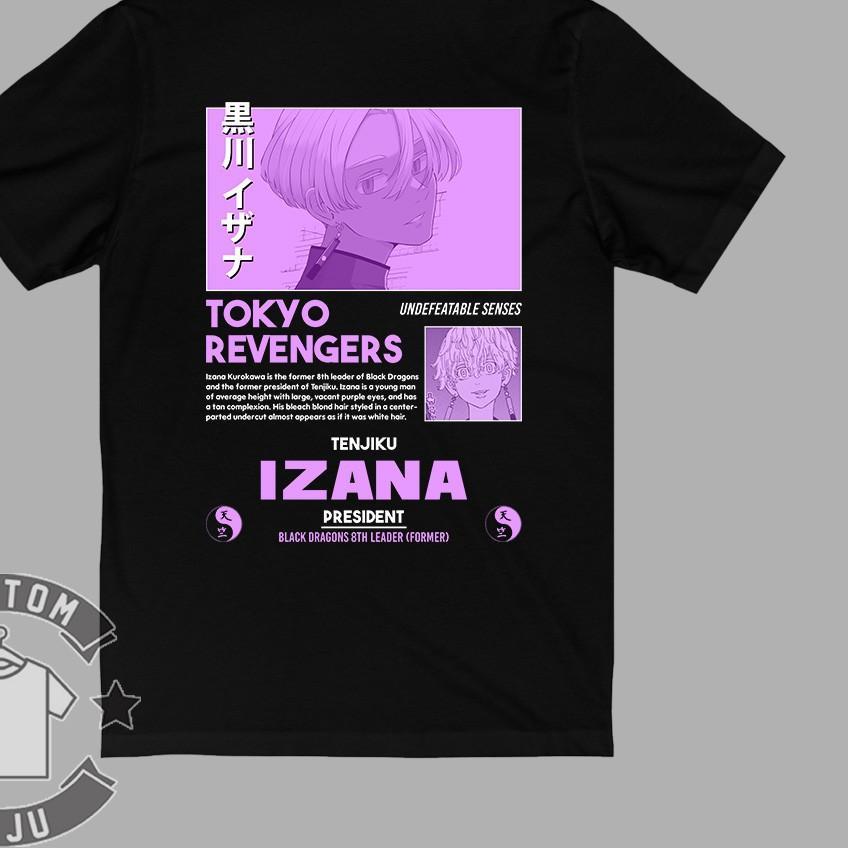 Kaos Izana Kurokawa Tenjiku Anime Tokyo Revengers 538
