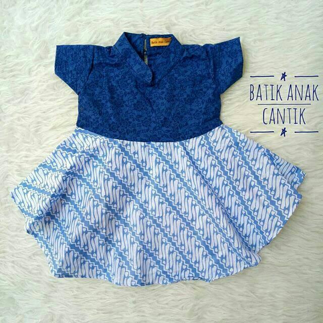 96 Gambar Baju Batik Bayi Terbaik