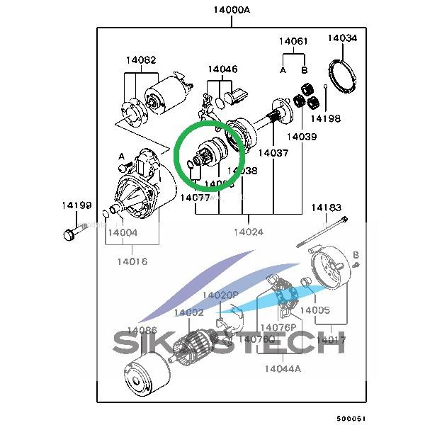 Wiring Diagram Mitsubishi Colt T120ss